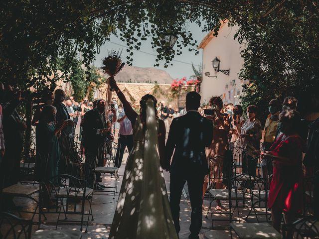 La boda de Jero y Alejandra en Alacant/alicante, Alicante 157