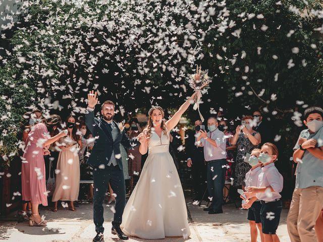 La boda de Jero y Alejandra en Alacant/alicante, Alicante 158