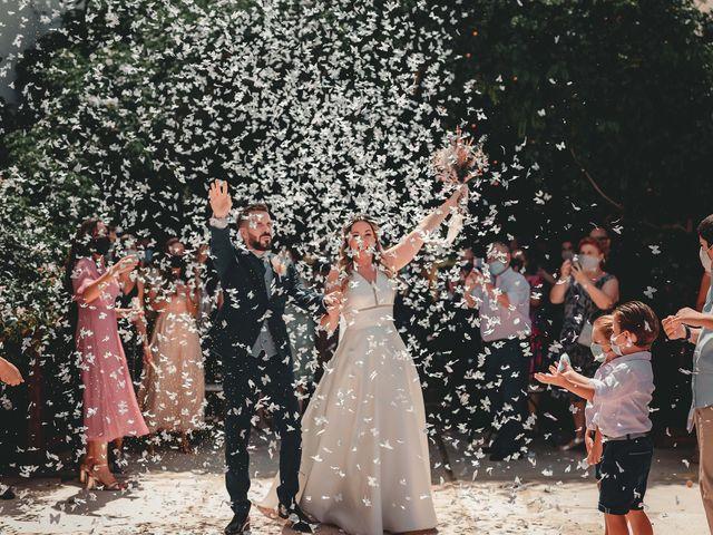 La boda de Jero y Alejandra en Alacant/alicante, Alicante 160