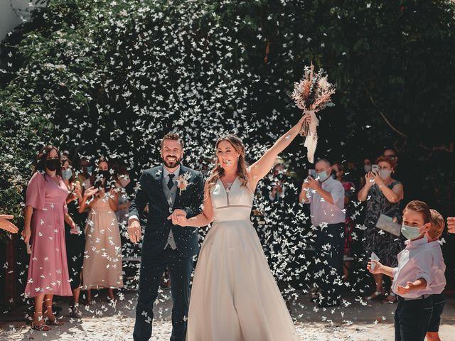 La boda de Jero y Alejandra en Alacant/alicante, Alicante 164