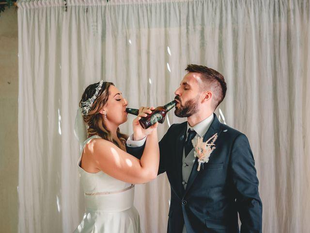 La boda de Jero y Alejandra en Alacant/alicante, Alicante 168