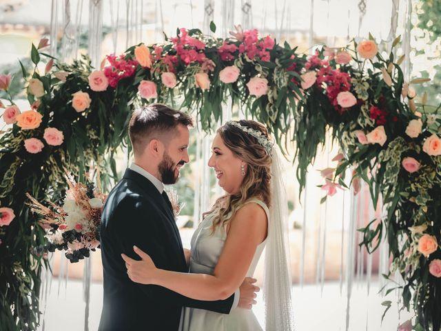 La boda de Jero y Alejandra en Alacant/alicante, Alicante 170