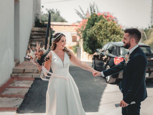 La boda de Jero y Alejandra en Alacant/alicante, Alicante 171