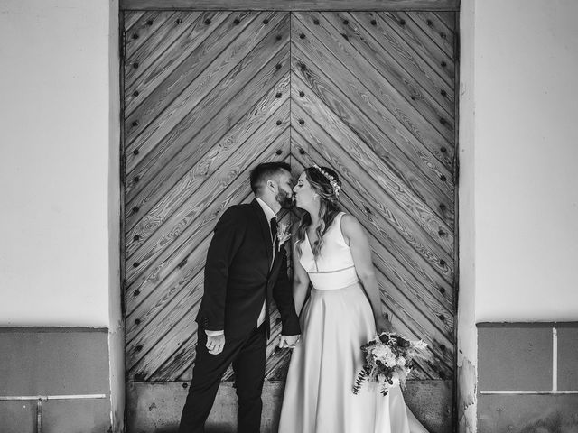 La boda de Jero y Alejandra en Alacant/alicante, Alicante 173