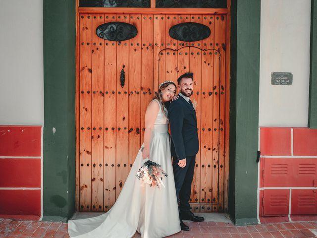 La boda de Jero y Alejandra en Alacant/alicante, Alicante 179