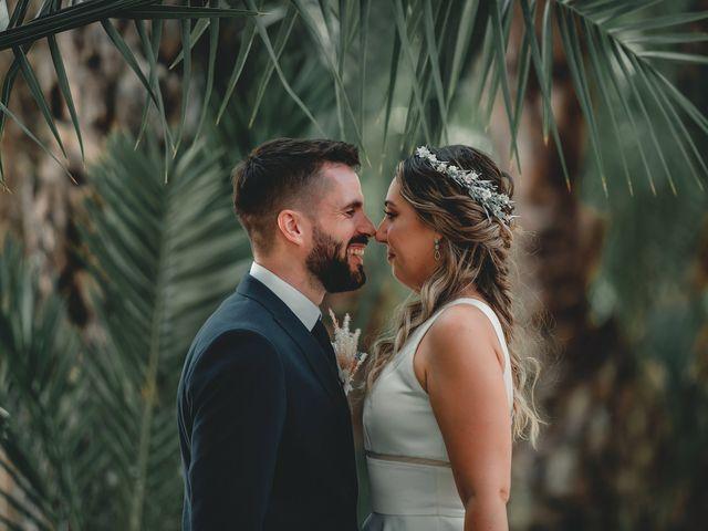 La boda de Jero y Alejandra en Alacant/alicante, Alicante 183