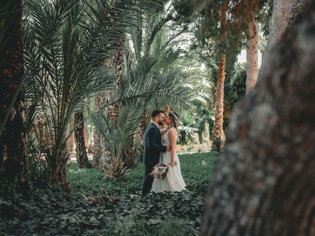 La boda de Jero y Alejandra en Alacant/alicante, Alicante 186