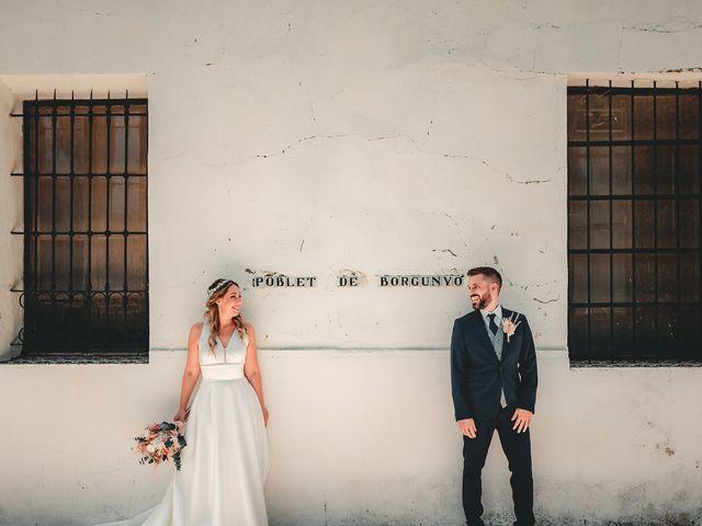 La boda de Jero y Alejandra en Alacant/alicante, Alicante 187