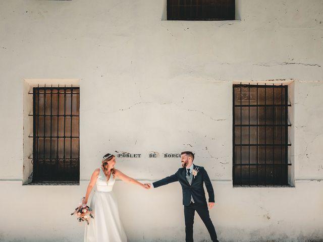 La boda de Jero y Alejandra en Alacant/alicante, Alicante 188