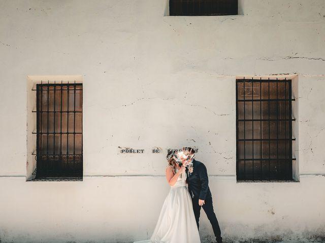 La boda de Jero y Alejandra en Alacant/alicante, Alicante 189