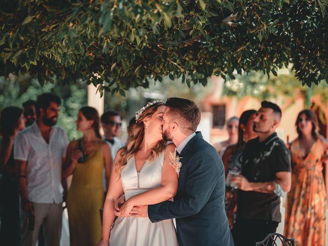 La boda de Jero y Alejandra en Alacant/alicante, Alicante 194