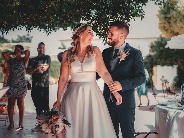 La boda de Jero y Alejandra en Alacant/alicante, Alicante 195