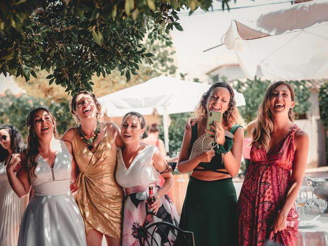 La boda de Jero y Alejandra en Alacant/alicante, Alicante 199