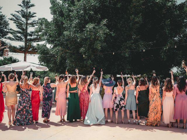 La boda de Jero y Alejandra en Alacant/alicante, Alicante 202