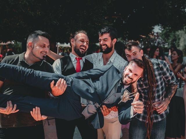 La boda de Jero y Alejandra en Alacant/alicante, Alicante 204