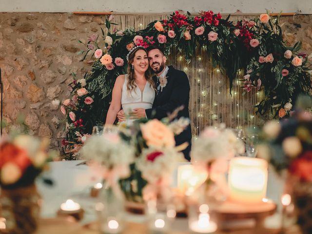 La boda de Jero y Alejandra en Alacant/alicante, Alicante 206