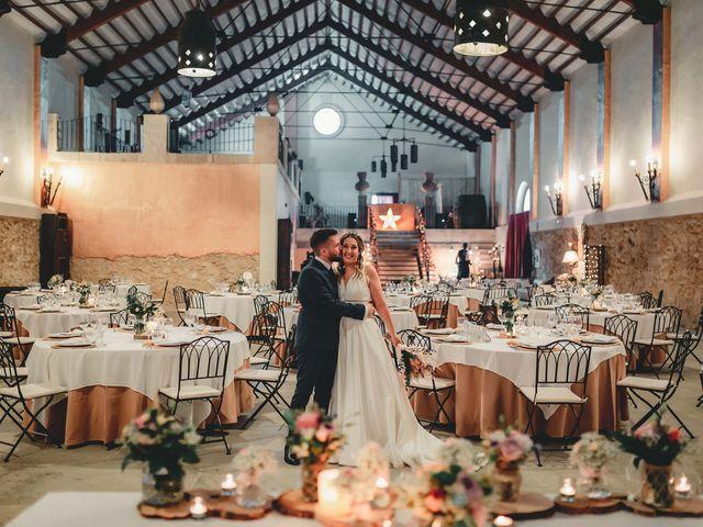 La boda de Jero y Alejandra en Alacant/alicante, Alicante 209