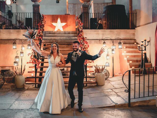 La boda de Jero y Alejandra en Alacant/alicante, Alicante 214