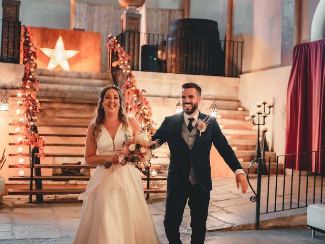 La boda de Jero y Alejandra en Alacant/alicante, Alicante 215