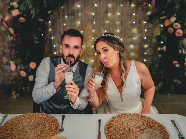 La boda de Jero y Alejandra en Alacant/alicante, Alicante 221