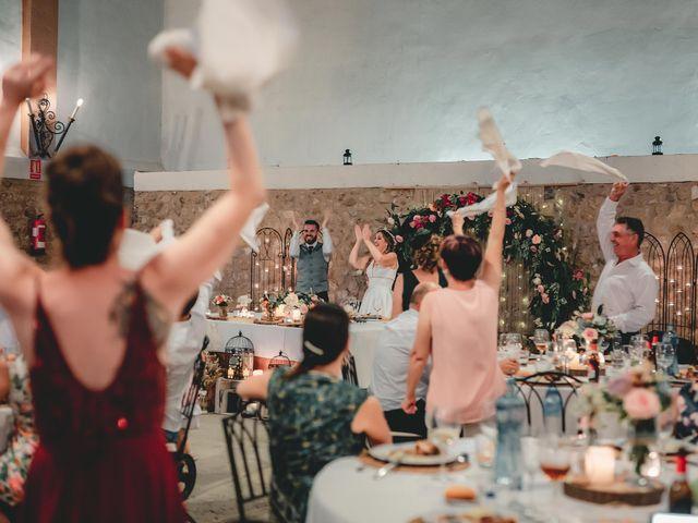 La boda de Jero y Alejandra en Alacant/alicante, Alicante 225
