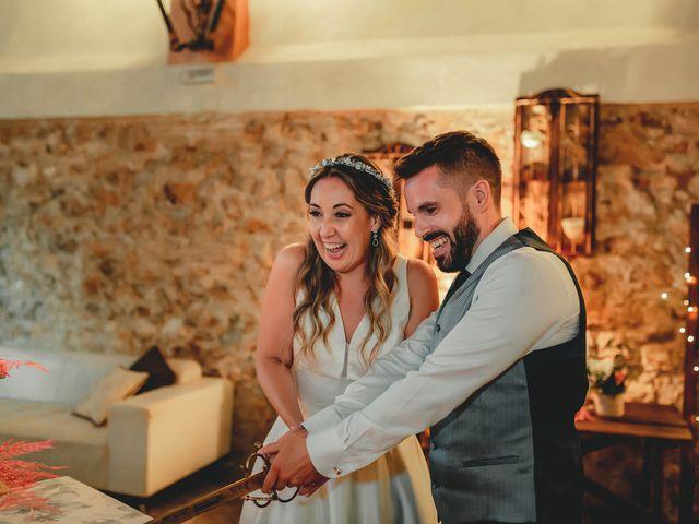 La boda de Jero y Alejandra en Alacant/alicante, Alicante 233