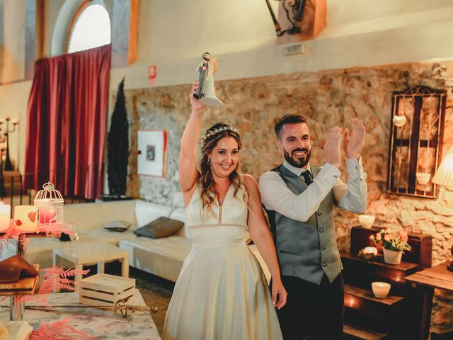 La boda de Jero y Alejandra en Alacant/alicante, Alicante 235