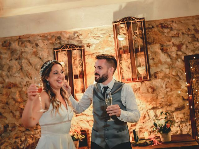 La boda de Jero y Alejandra en Alacant/alicante, Alicante 236