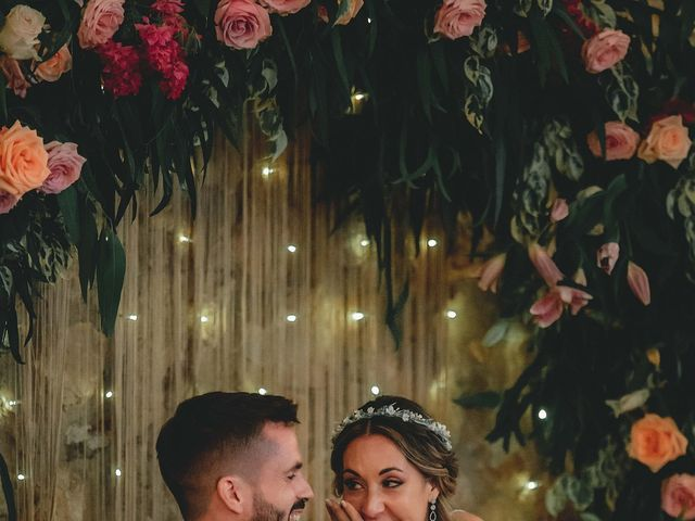 La boda de Jero y Alejandra en Alacant/alicante, Alicante 243
