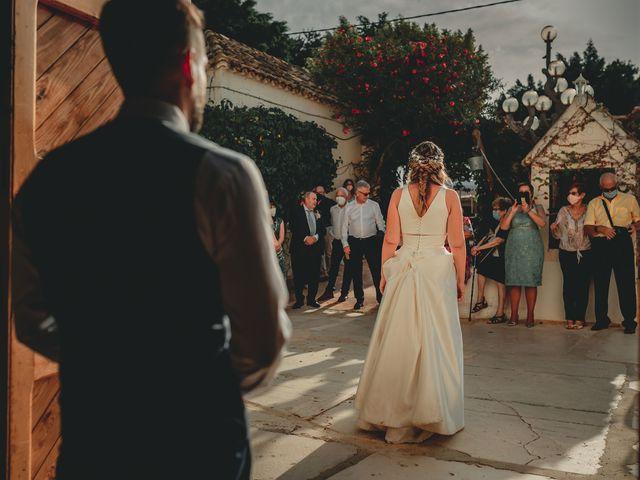 La boda de Jero y Alejandra en Alacant/alicante, Alicante 245