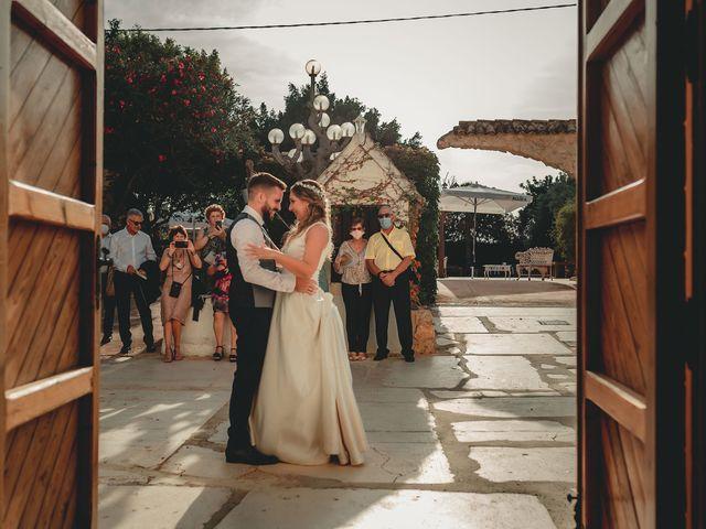 La boda de Jero y Alejandra en Alacant/alicante, Alicante 247