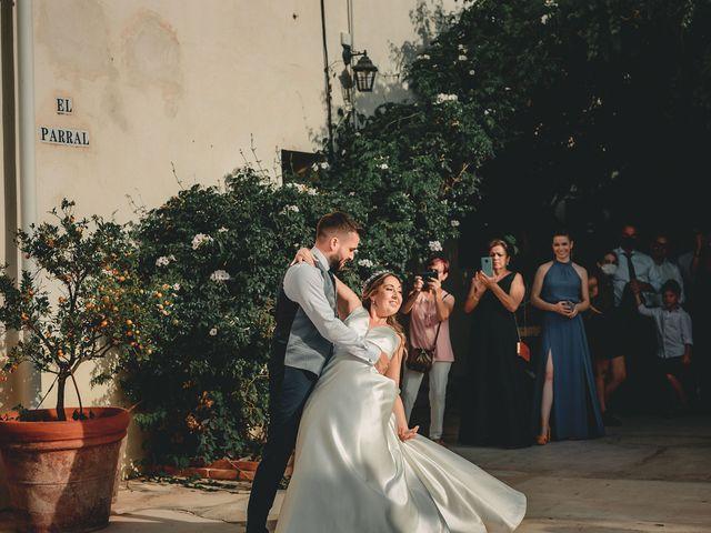 La boda de Jero y Alejandra en Alacant/alicante, Alicante 250