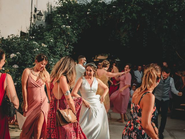 La boda de Jero y Alejandra en Alacant/alicante, Alicante 253