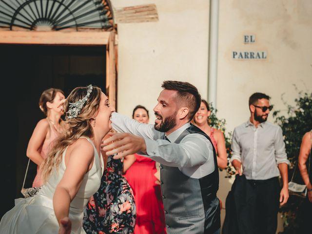 La boda de Jero y Alejandra en Alacant/alicante, Alicante 256