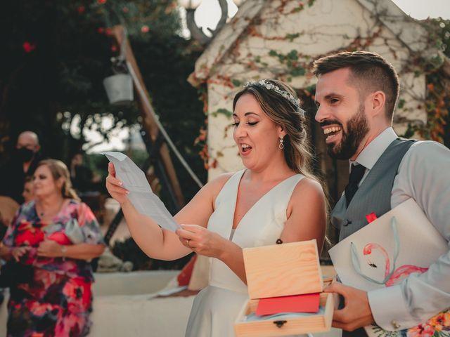 La boda de Jero y Alejandra en Alacant/alicante, Alicante 259