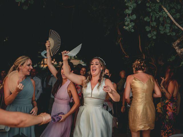 La boda de Jero y Alejandra en Alacant/alicante, Alicante 260