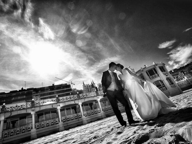 La boda de José Antonio y Leticia en Donostia-San Sebastián, Guipúzcoa 22