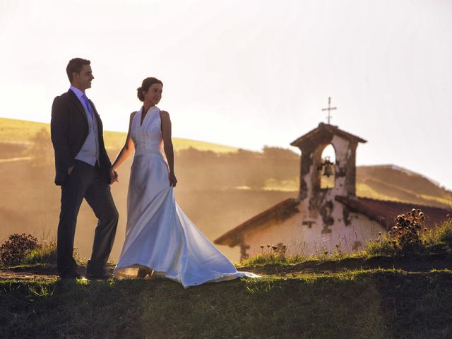 La boda de José Antonio y Leticia en Donostia-San Sebastián, Guipúzcoa 1