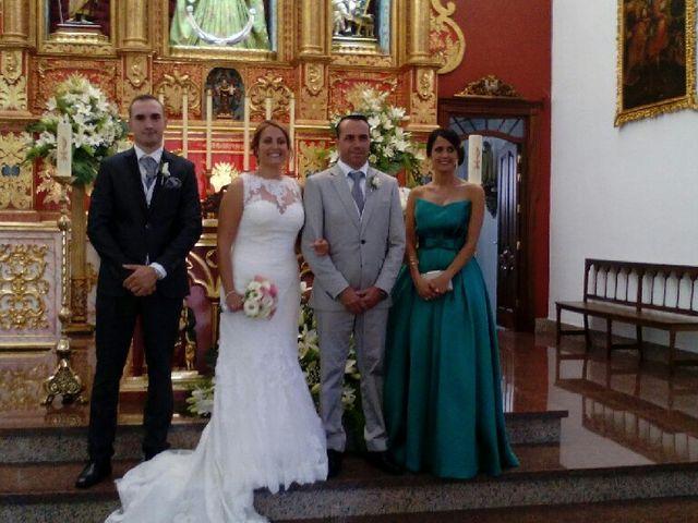 La boda de César y Raquel en El Carrizal, Las Palmas 2