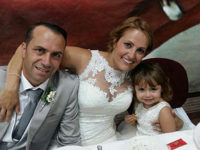 La boda de César y Raquel en El Carrizal, Las Palmas 1