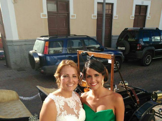 La boda de César y Raquel en El Carrizal, Las Palmas 7