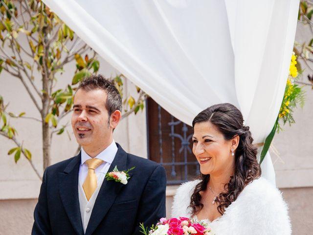La boda de Helio y Mariajo en Chinchon, Madrid 5