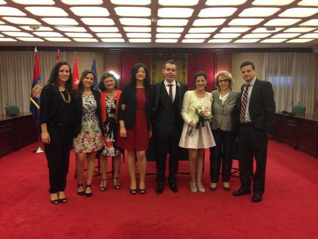 La boda de Helio y Mariajo en Chinchon, Madrid 6
