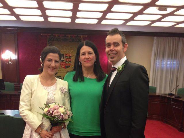 La boda de Helio y Mariajo en Chinchon, Madrid 7