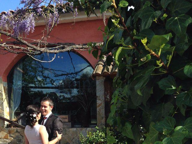 La boda de Helio y Mariajo en Chinchon, Madrid 8