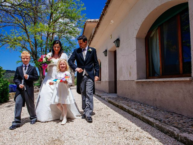 La boda de Helio y Mariajo en Chinchon, Madrid 11