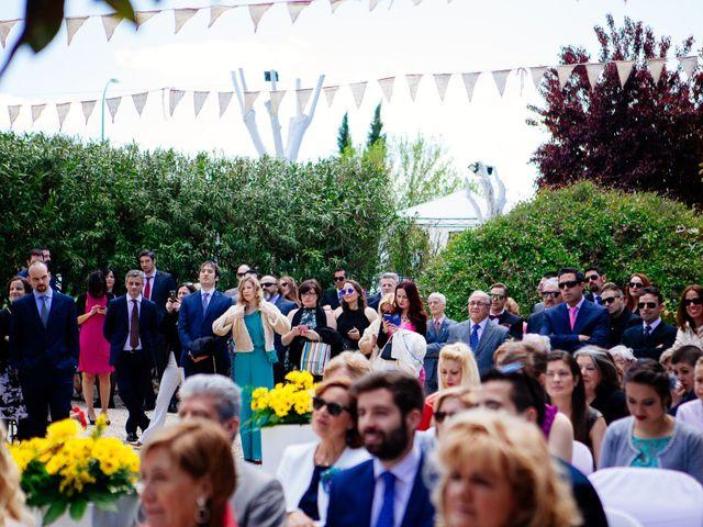La boda de Helio y Mariajo en Chinchon, Madrid 12