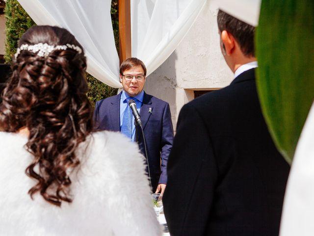 La boda de Helio y Mariajo en Chinchon, Madrid 17