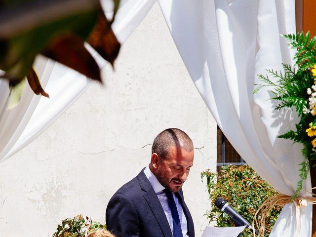 La boda de Helio y Mariajo en Chinchon, Madrid 19