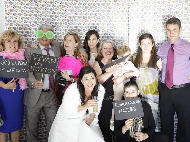 La boda de Helio y Mariajo en Chinchon, Madrid 25
